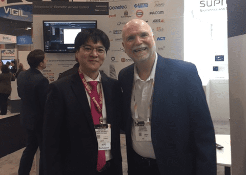 ISC West 2017: Interview with Suprema's Hanchul Kim