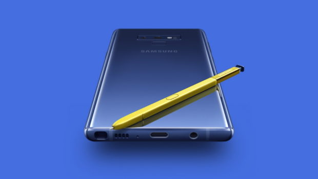 Galaxy Note9 Features Princeton Identity's Iris Recognition Tech