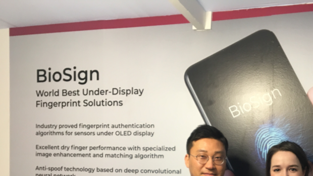 MWC 2019: Suprema's Sales Director Discusses BioSign 3.0, In-Display Tech [Audio]