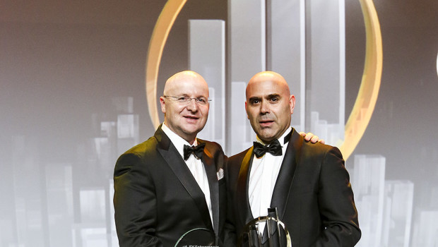 Vision-Box Founders Win Portuguese EY Entrepreneur of the Year Award