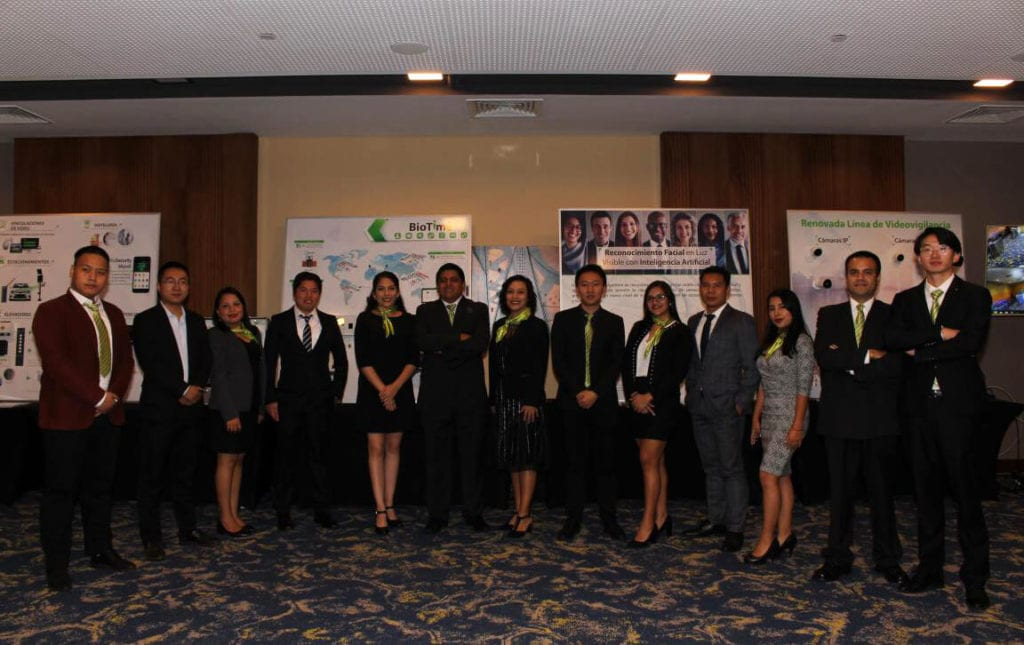 ZKTeco Sees Strong Interest in Biometric Facial Recognition Tech at Peru Seminar