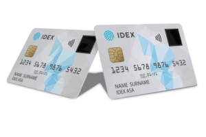 IDEX Receives Another Order for Biometric Card Tech